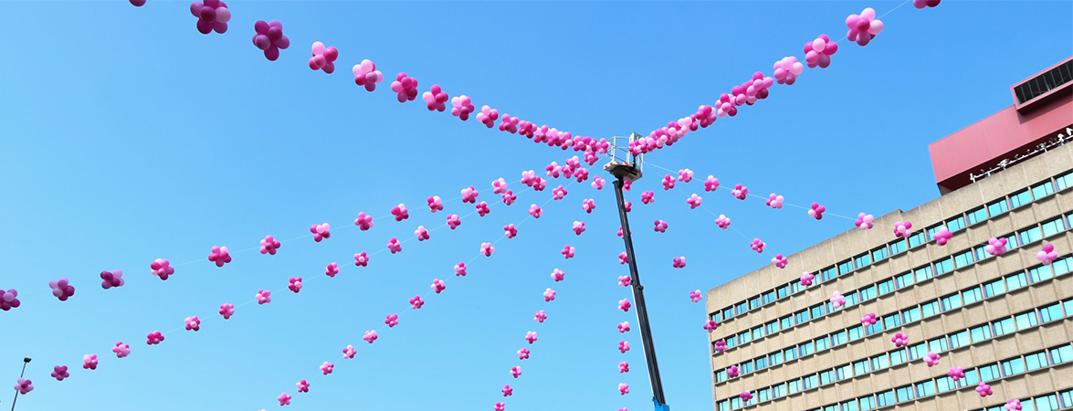 ballonwolkjes